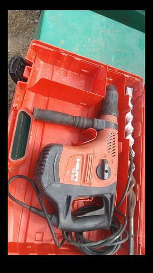 Hilti TE-50 Hammer Drill for Sale in Mission, TX