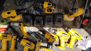DeWalt power tools for Sale in Brandon, FL
