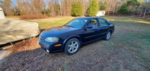 2002 Nissan Maxima GLE for Sale in Waldorf, MD