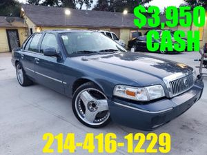 2007 MERCURY GRAND MARQUIS ! CAHS DEAL ! for Sale in Dallas, TX