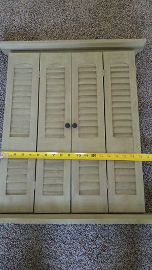 Shutter mirror for Sale in Fontana, CA