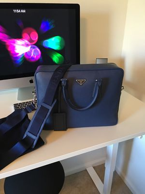 Unisex Prada bag with adjustable strap for Sale in San Diego, CA
