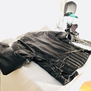 Men's XL Leather MOTO Jacket for Sale in Tacoma, WA
