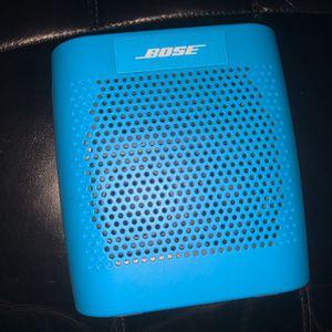 Blue Bose Speaker for Sale in Alexandria, VA