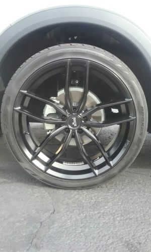 22 in wheels and tires for Sale in Seattle, WA