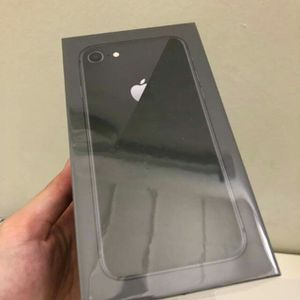 IPHONE 8 FACTORY UNLOCKED SEALED 64 Gb sealed for Sale in Annandale, VA