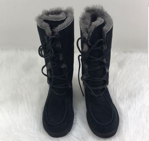 UGG Black Uptown II Boots 6 for Sale in Levittown, PA