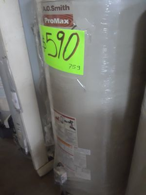 water heater 75 galones 1 ano de garantia for Sale in Los Angeles, CA