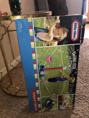 NEW Little tikes T-BALL Set for Sale in Washington, DC