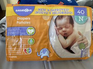 Diapers Newborn for Sale in Los Angeles, CA