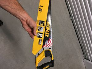 DeWalt 20inch saw for Sale in Austin, TX