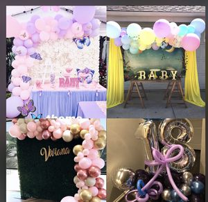 Balloon Garlands & Yard Signs, Balloon Bouquets Door Delivery No Contact for Sale in Corona, CA