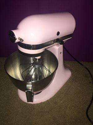 Pink Kitchenaid Mixer 5qt for Sale in Fircrest, WA