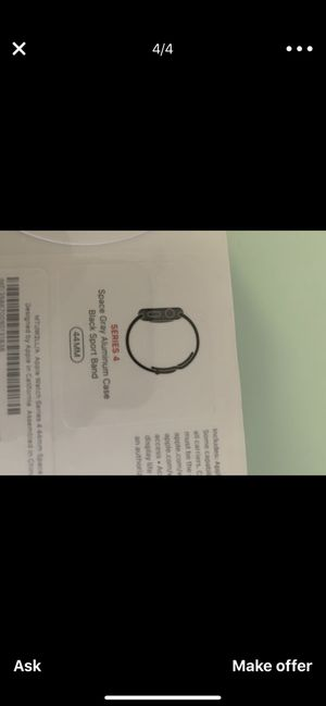Apple Watch series 4 for Sale in Alafaya, FL