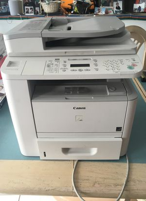 Canon D1170 black and white multifunction copier for Sale in Morristown, NJ