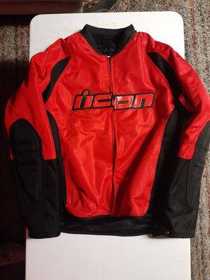Icon hooligan 2 motorcycle jacket XL for Sale in Pico Rivera, CA