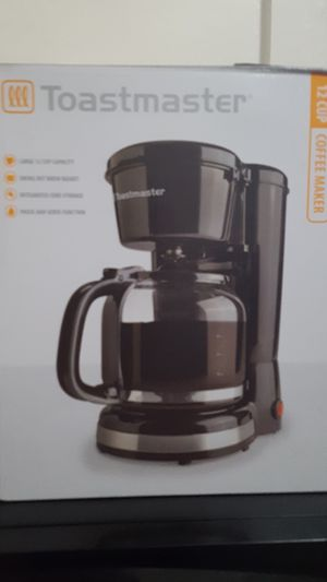 coffee maker 12 cups for Sale in Knoxville, TN