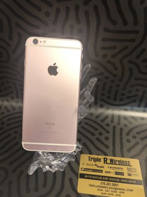 iPhone 6S Plus 32GB Rose Gold for Sale in Euclid, OH
