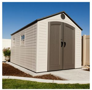 Storage Shed 8'X12.5' Life brand from Sams Club for Sale in La Mirada, CA