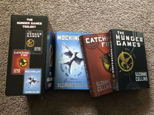 Hunger games book set for Sale in Fresno, CA