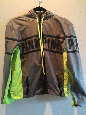 """PINK"" HOODIE LIGHT RAIN JACKET for Sale in Tacoma, WA"