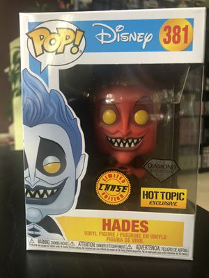 Disney's Hercules : Hades Hot topic exclusive diamond Collection Chase for Sale in San Diego, CA