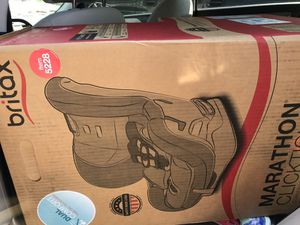 BRAND NEW BRITAX TODDLER CARSEAT ** for Sale in Arlington, TX