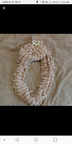 Ethel & Myrtle Infinity Scarf. for Sale in Bellaire, MI