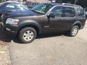 07 Ford Explorer XLT 4wd for Sale in Pittsburgh, PA