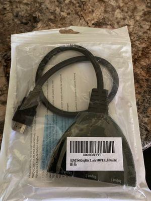 Still in Package - New 3 Way HDMI Splitter for Sale in Orlando, FL