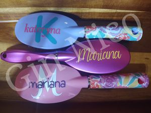 Personalized Cushion Hair Brush for Sale in Vidor, TX