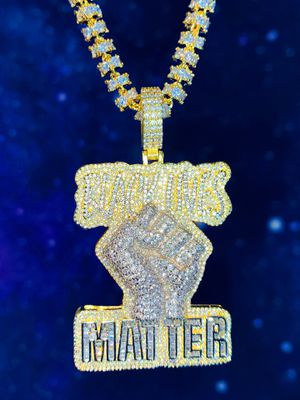 Black Lives Matter Pendant for Sale in Tampa, FL