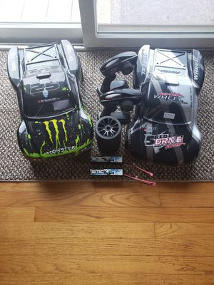 2 Traxxas RC Trucks Bundle for Sale in Fall River, MA
