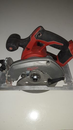 Milwaukee 61/2 blade for Sale in Dallas, TX