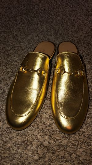 Gucci Women Slides Size 8 for Sale in Houston, TX