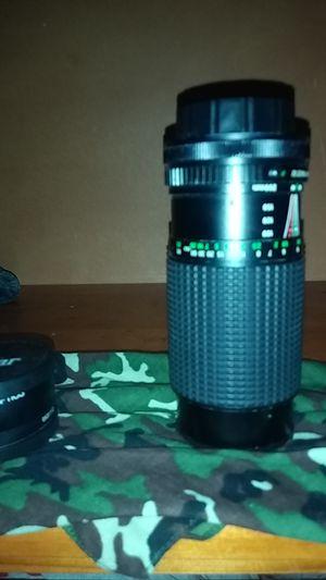 Vivitar camera lens for Sale in San Antonio, TX