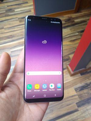 Unlocked samaung Galaxy s8 plus for Sale in Seattle, WA