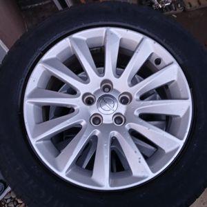 Chrysler Rims 17s for Sale in Cornelius, OR