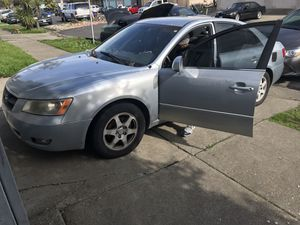 2006 Hyundai Sonata parts car or sell whole for Sale in Vallejo, CA