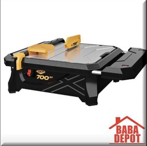 QEP 7 in. 700XT Wet Tile Saw with Table Extension for Sale in St. Louis, MO