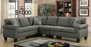 New Sectional Couch only $50 down payment for Sale in Hawthorne, CA