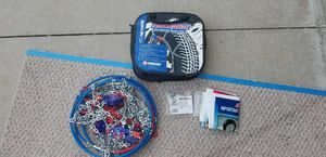 Peerless 0232605 Tire Snow Chains - self tightening for Sale in Rancho Santa Margarita, CA