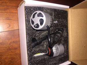 LED HEADLIGHTS BULBS HEADLAMPS 9005 FOGLIGHT for Sale in NO POTOMAC, MD