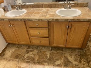 Cabinets- Kitchen/Bathroom for Sale in Fife, WA