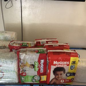 Pampers for Sale in Chandler, AZ