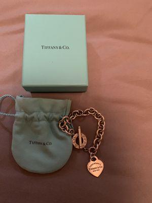 Tiffany & Co Charm Bracelet for Sale in Phoenix, AZ