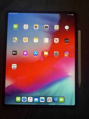 """iPad Pro 12.9"""" 3rd generation. 1TB + LTE for Sale in Austin, TX"""