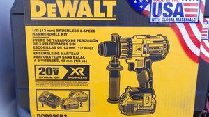 Dewalt hammer drill for Sale in Mesa, AZ