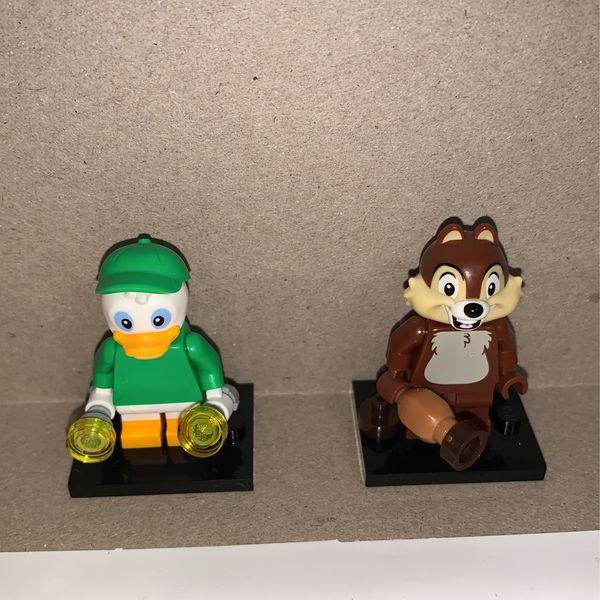 Disney Lego Mini Figures