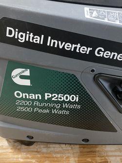 Onan Generator for Sale in Bakersfield,  CA
